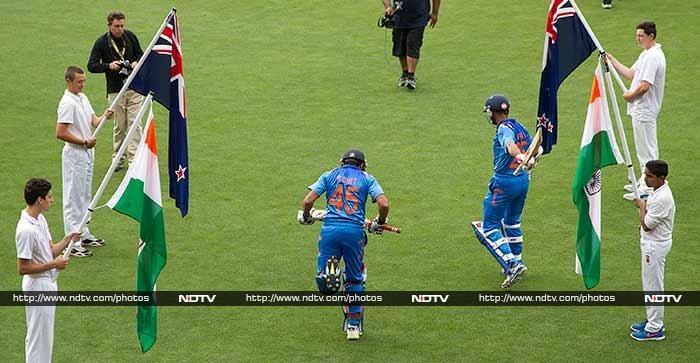 5th ODI: New Zealand thrash India by 87 runs in final clash