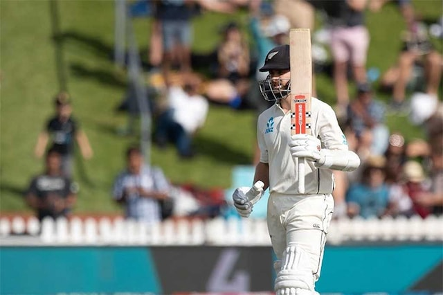 1st Test: New Zealand Outclass India By 10 Wickets