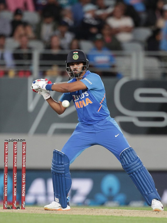 New Zealand Beat India In 2nd ODI To Seal Three-Match Series