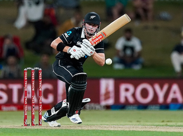 New Zealand Beat India By 5 Wickets, Sweep ODI Series 3-0