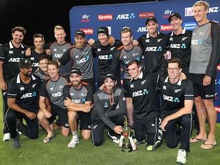 तीसरे वनडे में न्यूजीलैंड ने भारत को 5 विकेट  से हराया, सीरीज 3-0 से जीती