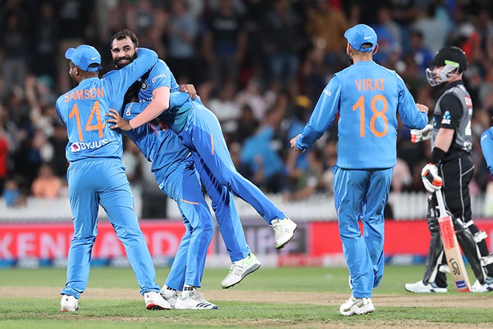 3rd T20I: Rohit Sharma Stars As India Beat New Zealand In Super Over