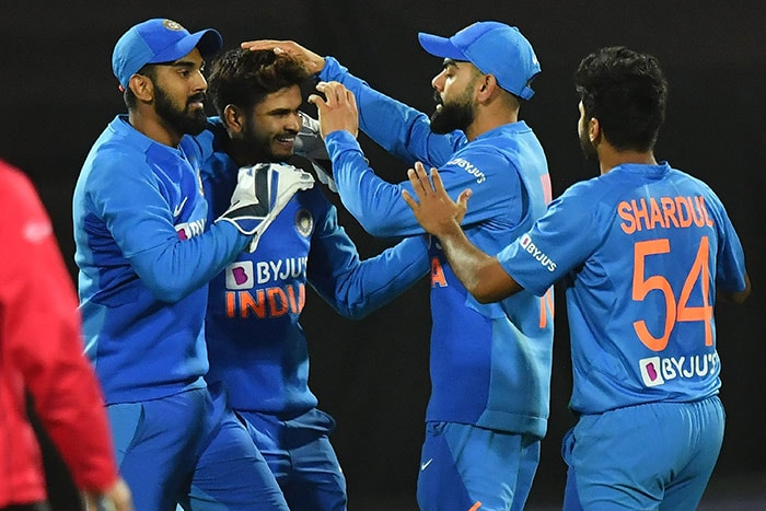 India Beat New Zealand In Super Over Again, Lead T20I Series 4-0