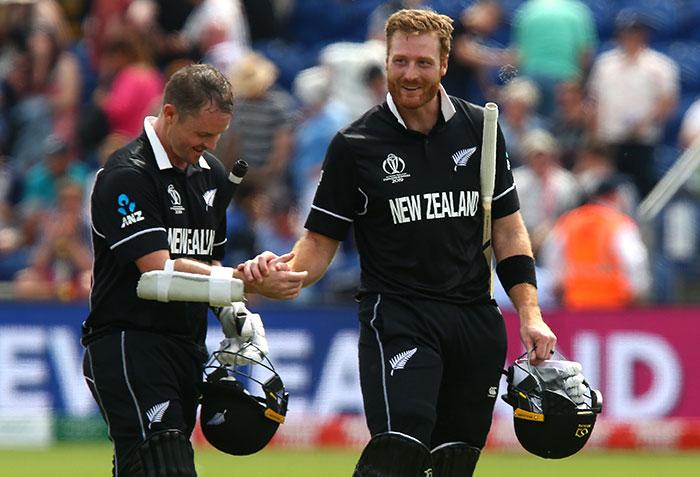 विश्व ट्रॉफी: न्यूजीलैंड ने श्रीलंका को 10 विकेट से दी करारी शिकस्त
