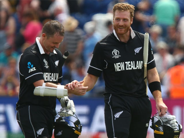 World Cup 2019: New Zealand Make Light Work Of Sri Lanka