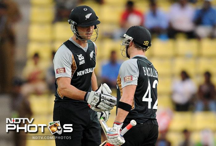World T20: McCullum special gives New Zealand an easy win over Bangladesh