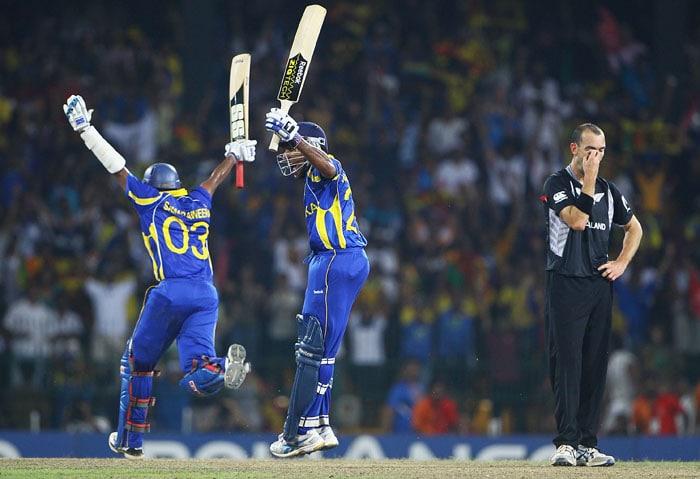 ICC World Cup: Sri Lanka vs New Zealand