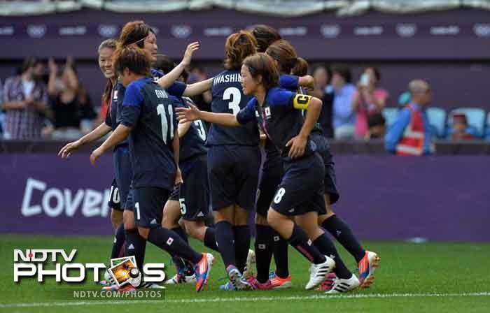 London Olympics 2012:  Women
