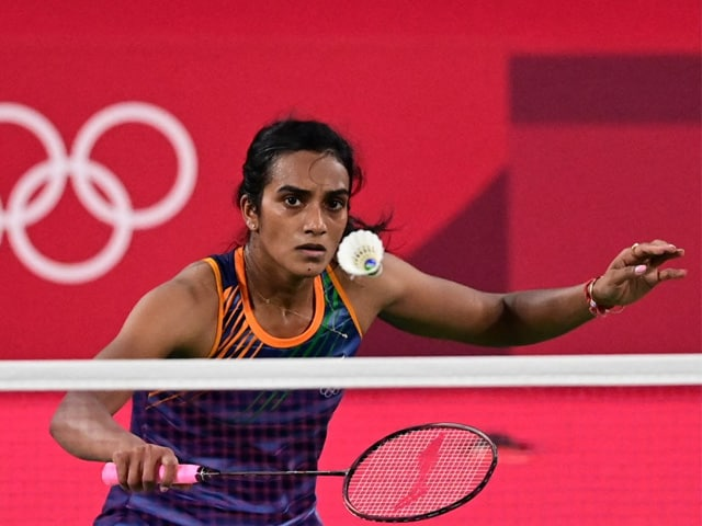 Photo : Tokyo Olympics: PV Sindhu's Epic Battle With Tai Tzu-Ying In Olympics Semis