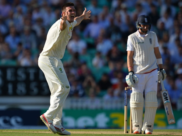 Ashes 2015: Australia Dominate England After Steve Smith Ton