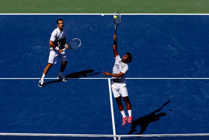 'Ageless' Leander Paes, Radek Stepanek win US Open title