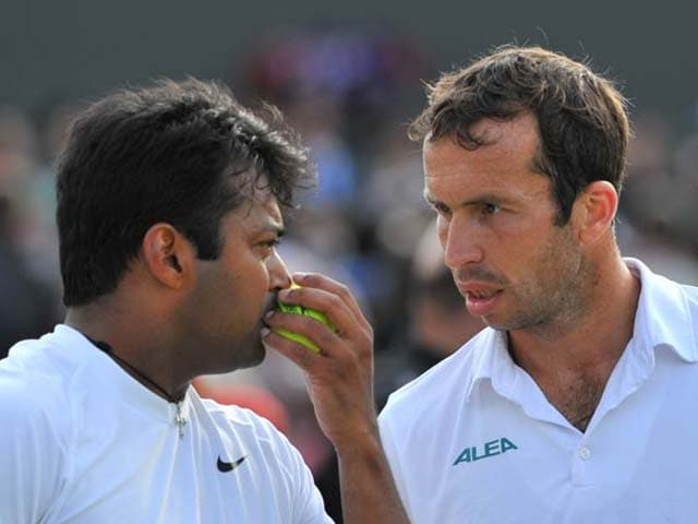 Wimbledon: Leander Paes-Radek Stepanek Partnership Flourishes