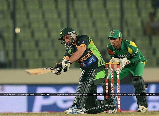 Asia Cup: Pak stun Bangladesh to enter final