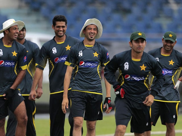 Misbah-ul-Haq & Co. Train Hard For Tough Sri Lankan Test