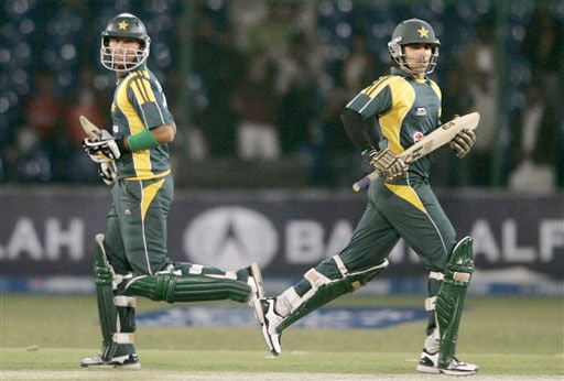 1st ODI: Pakistan vs Sri Lanka
