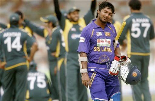 2nd ODI: Pakistan vs Sri Lanka