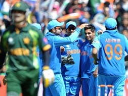 When India defeated Pakistan in Champions Trophy