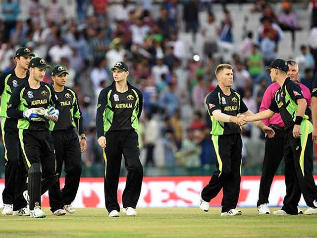 World T20: Australia Beat Pakistan, Eliminate Them From Tournament