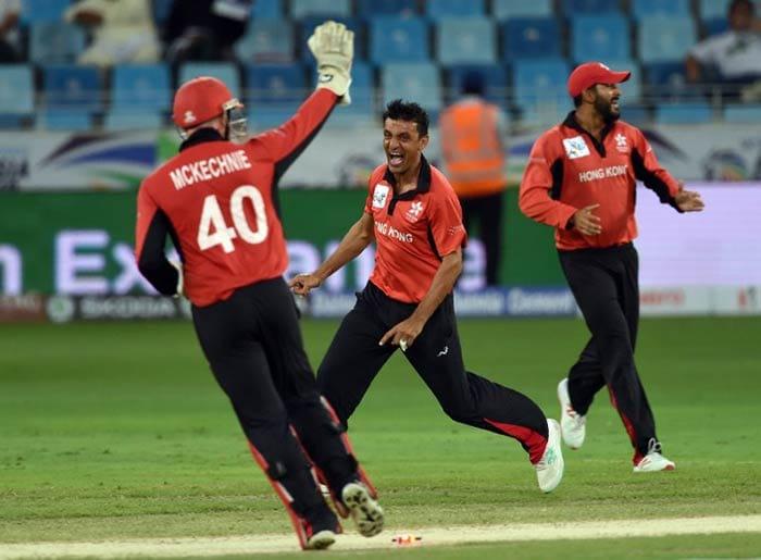 Asia Cup 2018: Pakistan Crush Hong Kong, Win By 8 Wickets