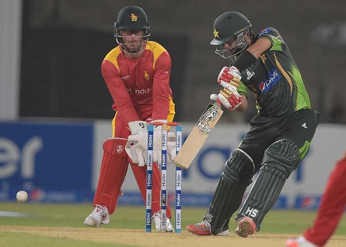 Pakistan Welcome Cricket, Win T20I vs Zimbabwe