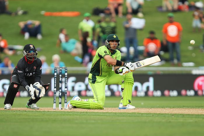 World Cup: Pakistan Crush United Arab Emirates