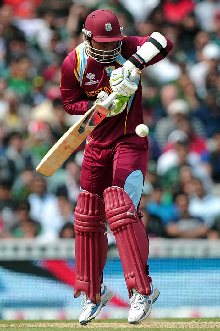 ICC Champions Trophy: West Indies beat Pakistan by 2 wickets in low-scoring thriller
