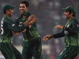 Photo : Pakistan win Asia Cup for the second time