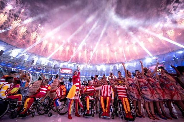 Paralympic Games 2016 Off to a Glitzy Start
