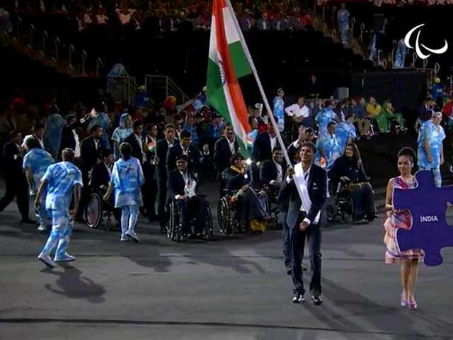 Photo : Paralympic Games 2016 Off to a Glitzy Start