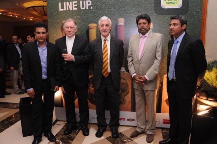 Tribute to MAK Patudi at RSD World Cricket Summit