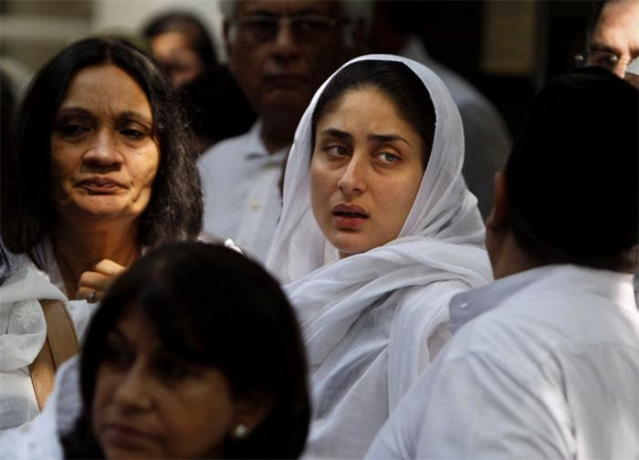 Mansur Ali Khan Pataudi's last rites at Pataudi village today