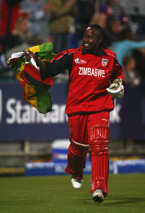 Penpix of Zimbabwe 2011 World Cup squad