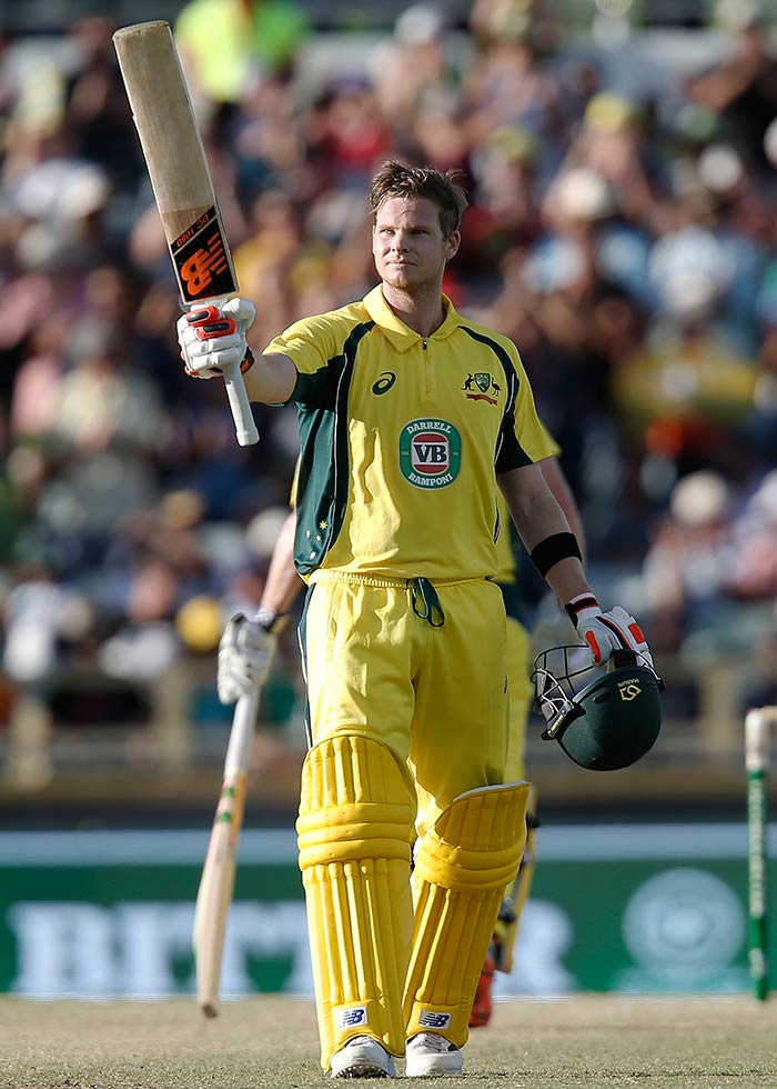 Perth ODI: India Slump to Loss After Steven Smith, George Bailey Heroics