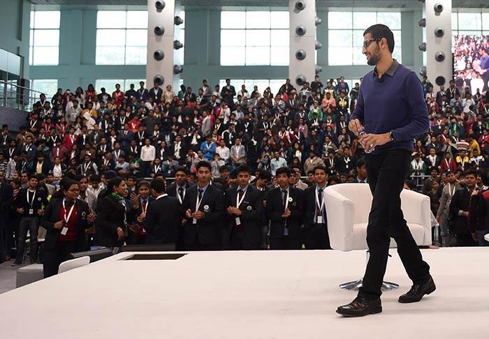 Google CEO Sundar Pichai Relives His Cricketing Dream