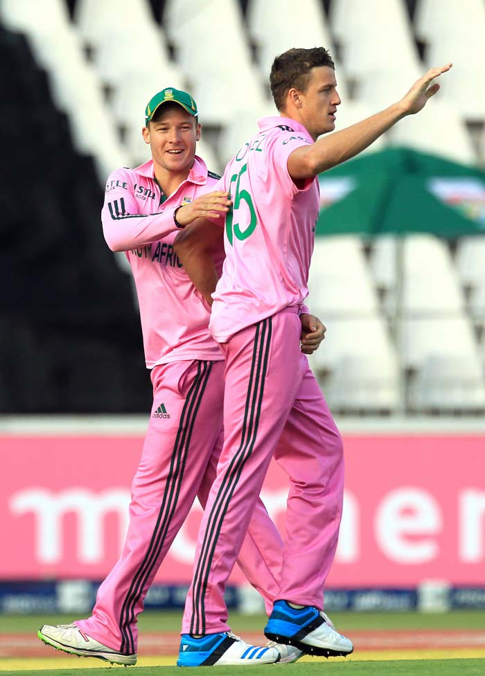 Proteas go pink to raise cancer awareness