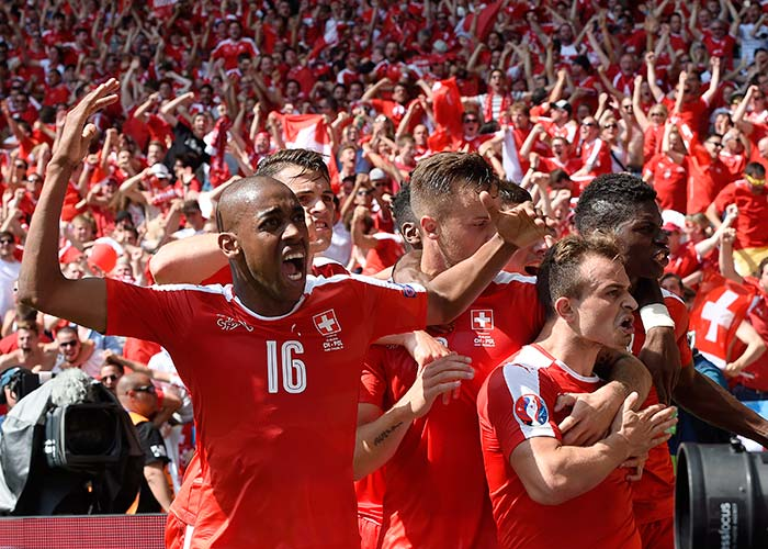 Euro 2016: Poland Enter Quarter-Final After Thrilling Win Over Switzerland