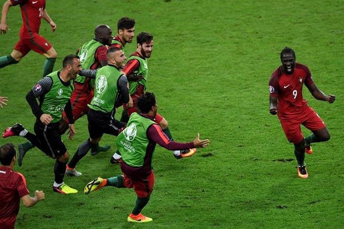 रोनाल्डो के बगैर पुर्तगाल ने जीता यूरो कप, एडर बने हीरो