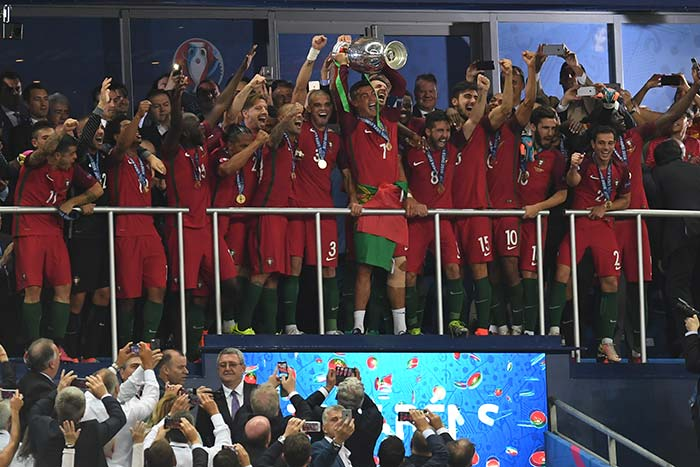 Portugal Beat France 1-0 To Win Maiden European Championship Title