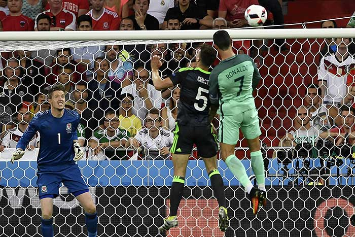 Euro 2016: Portugal Beat Wales 2-0 To Enter Final