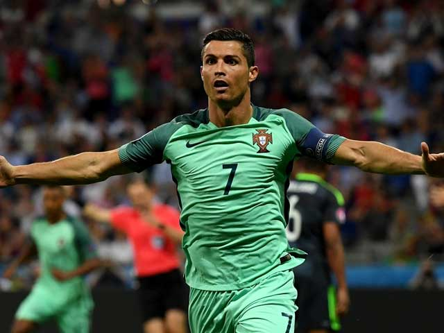 Photo : Euro 2016: Portugal Beat Wales 2-0 To Enter Final