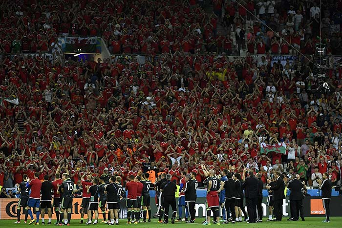 Cheers For Portugal, Tears For Wales in Emotional Semi-Final