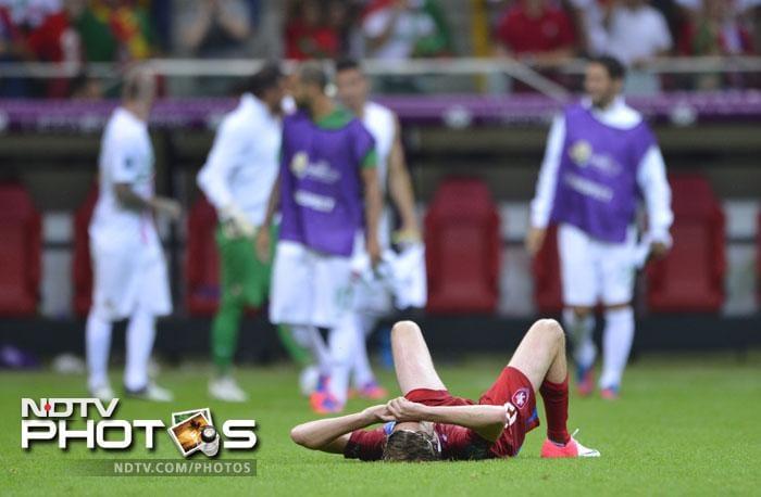 Portugal defeats Czech Republic