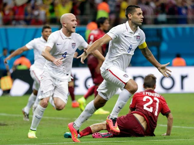 World Cup 2014: Portugal Ruin US Party With Late Equaliser, Stay Alive With 2-2 Draw