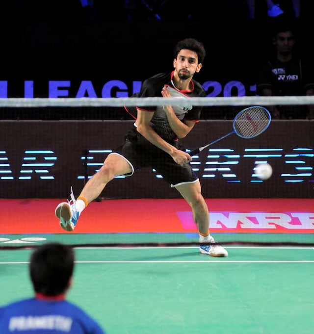 Indian Badminton Get Bollywood Boost