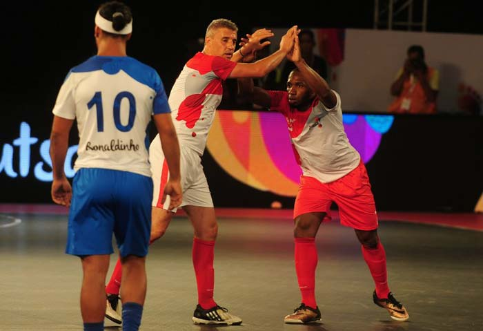 Premier Futsal Kicks-Off in Chennai