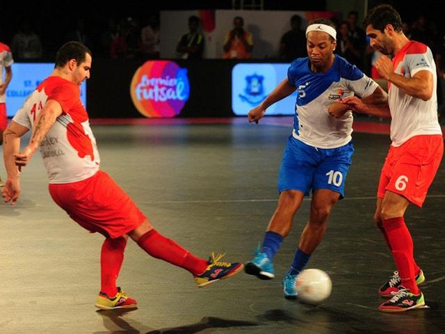 Premier Futsal Kicks-Off in Chennai