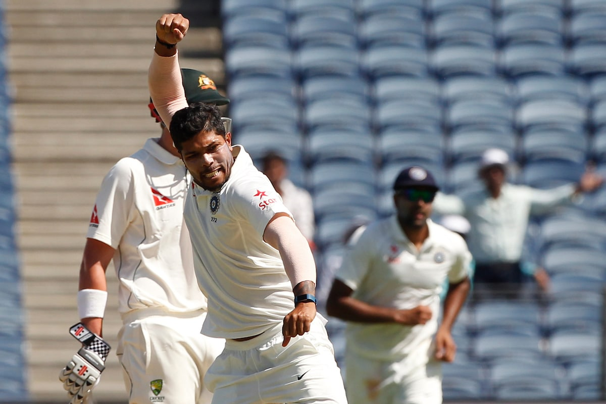 Umesh Yadav Stars As Hosts Dominate Day 1 Against Australia