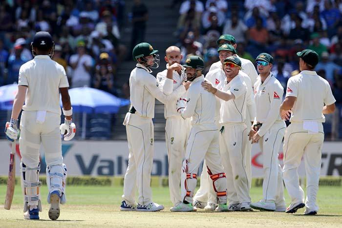 Pune Test: Australia Thrash India By 333 Runs, Take 1-0 Lead