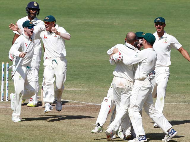 Pune Test: Australia Thrash India By 333 Runs, Take 1-0 Lead