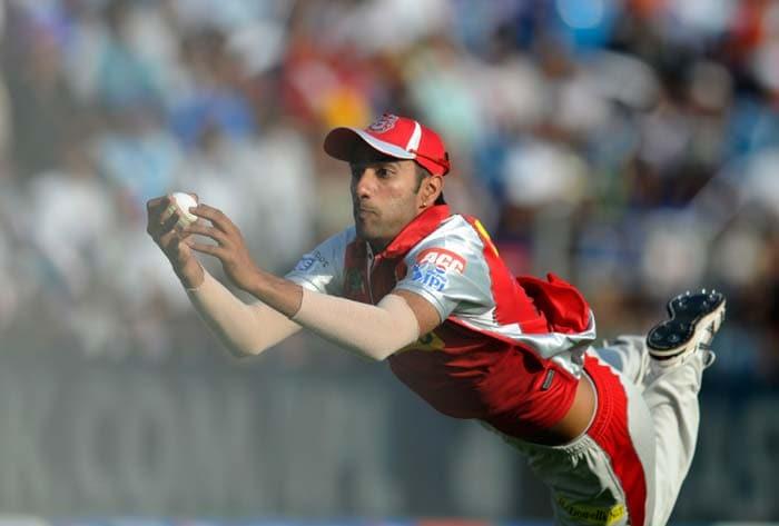 IPL: Punjab dictate terms against Pune